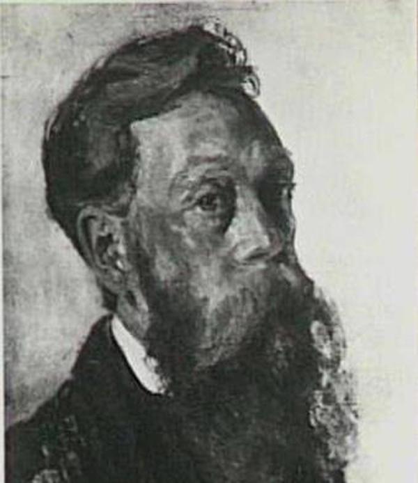 Carel Adolph Lion Cachet
