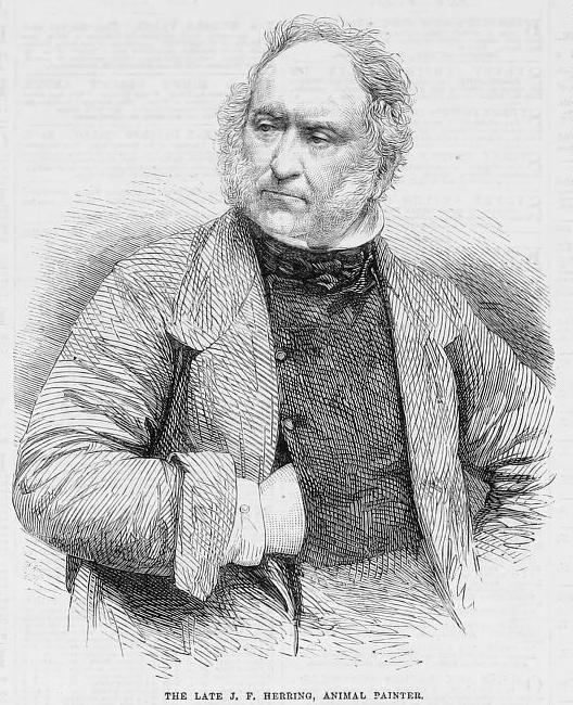 John Frederick Herring Snr.