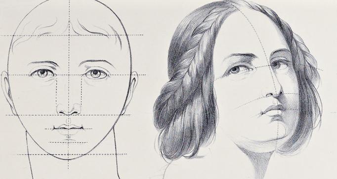 Julien's Studies of Heads