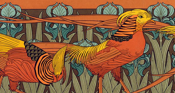 L'animal dans la décoration