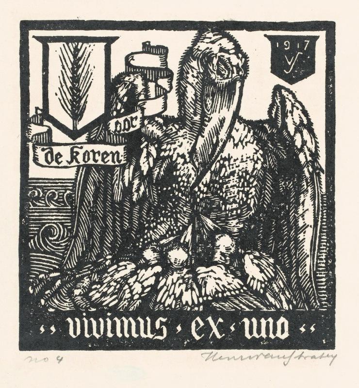 Hendrik van der Straaten - De Korenaar
