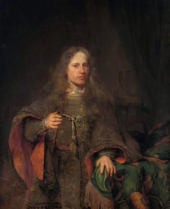 Aert de Gelder - Portrait of Ernest de Beveren,Lord of West-IJsselmonde and De Lindt