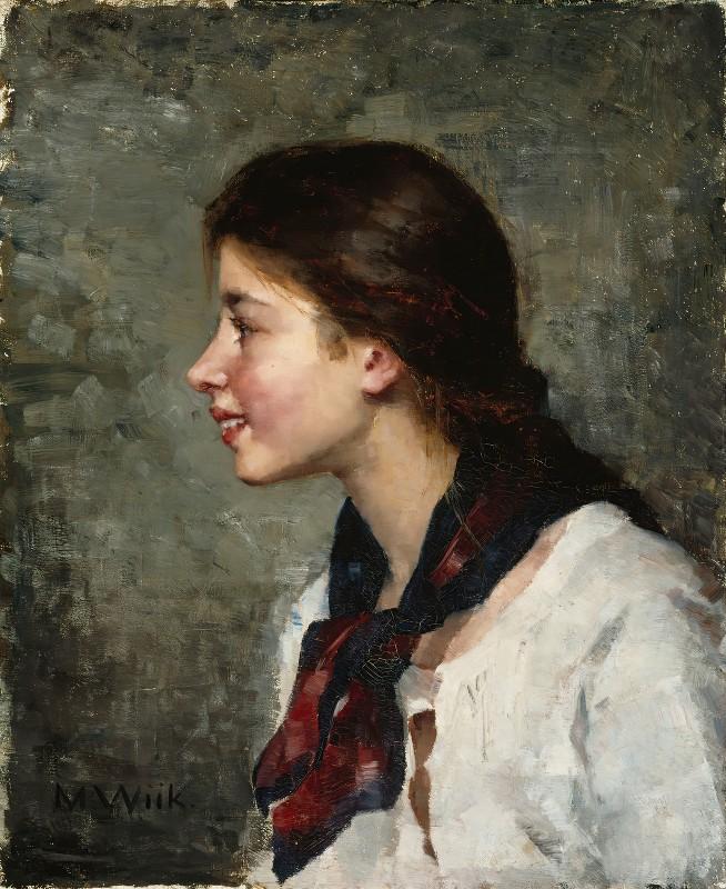 Maria Wiik - Elsa