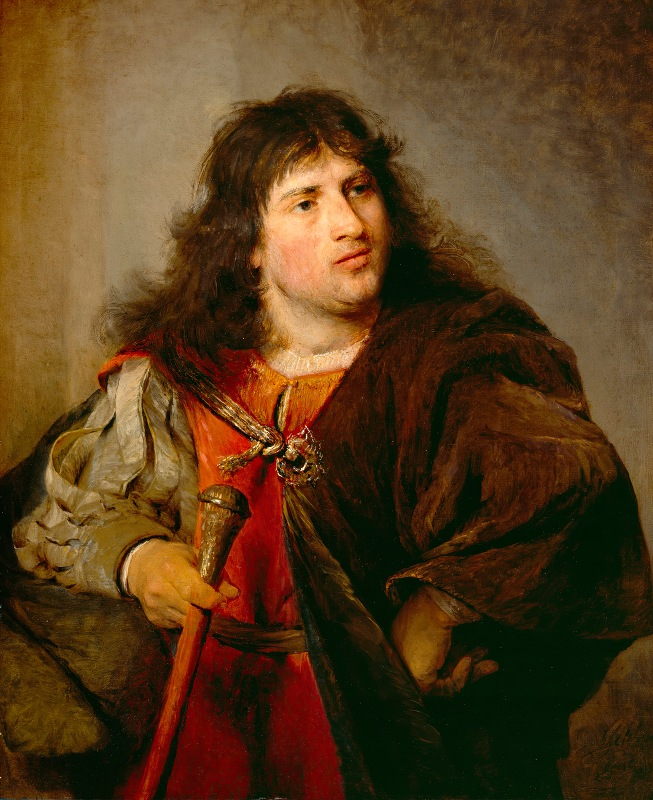 Aert de Gelder - Portrait of a Man