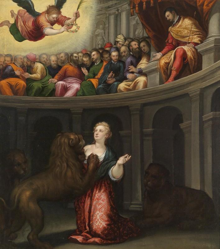 Alessandro Maganza - Martyrdom Of A Saint