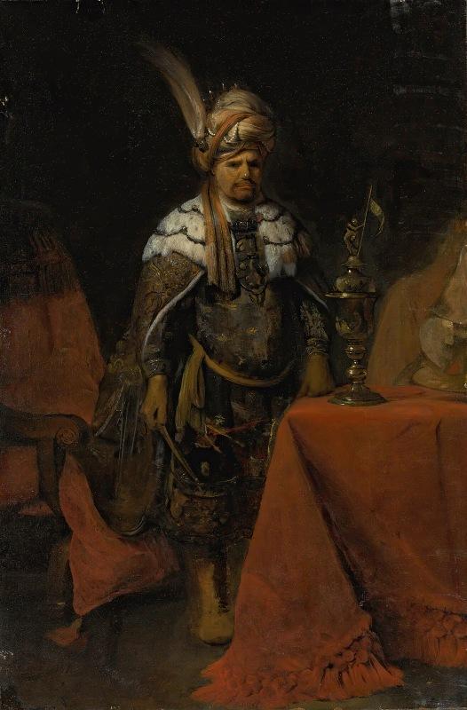 Aert de Gelder - The Enraged Ahasuerus