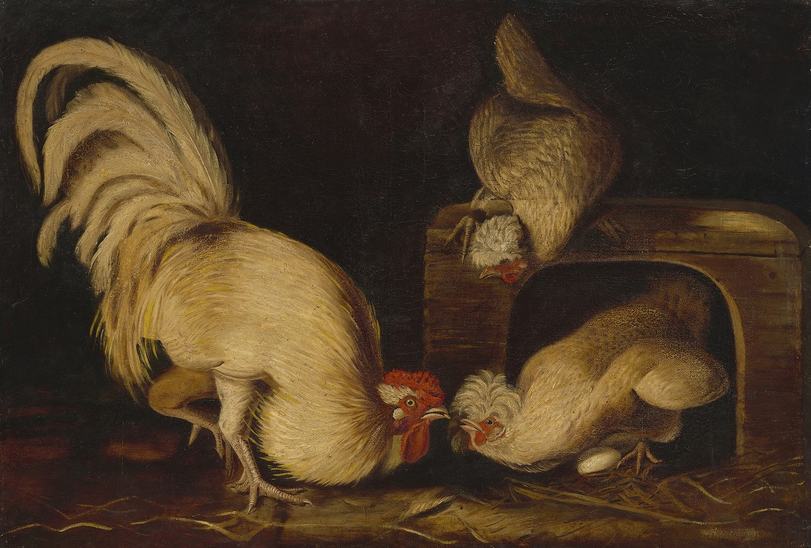 John James Audubon - Farmyard Fowls