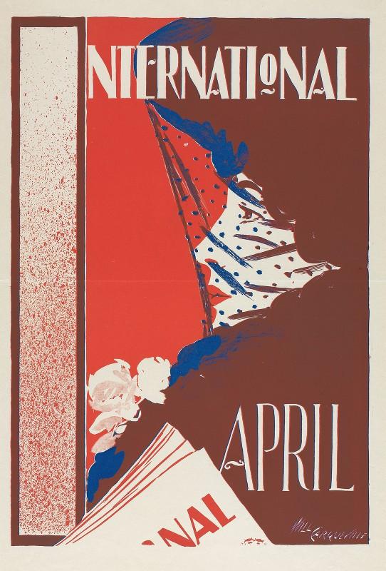 William Carqueville - International, April