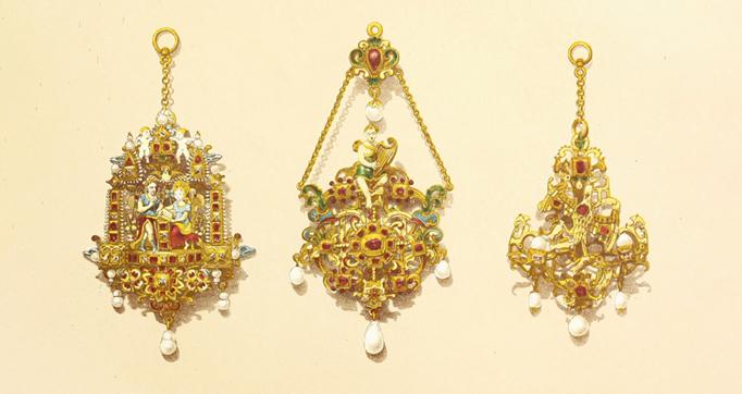 The Treasury of Ornamental Art