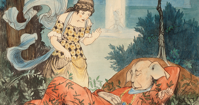 Fairy Tale Illustrations